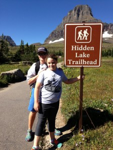 Hidden Lake Trailhead