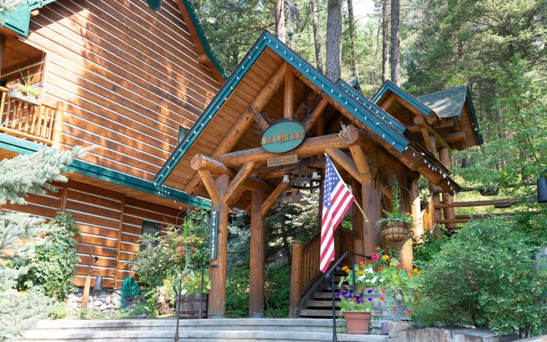 Welcome to the Hidden Moose Lodge…