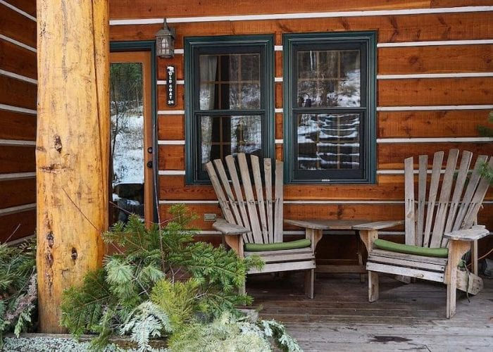 Glacier National Park Lodging Whitefish Montana Hidden Moose Lodge