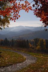 Fall in the Flathead